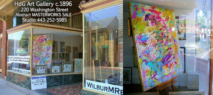 Wilbur M Reeling Art Gallery Havre de Grace, Maryland
